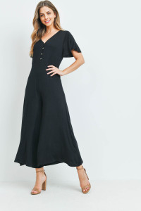 C20-A-2-J4311 BLACK JUMPSUIT 2-2-2