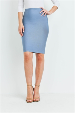 S9-9-4-S602 BLUE GRAY SKIRT 2-2-2