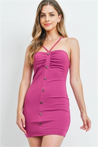 S6-3-2-D95771 BERRY DRESS 3-2-1