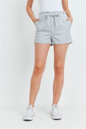 C68-B-2-S14533 GRAY STRIPES SHORT 2-2-2