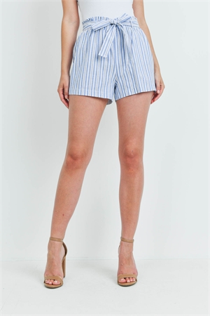 C70-B-3-S14436 BLUE STRIPES SHORT 2-2-2