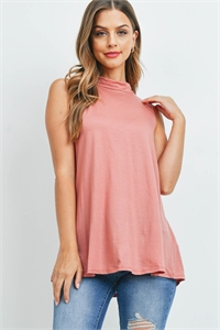 C62-A-1-T8116 DARK PEACH TOP 2-2-2
