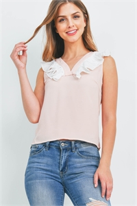 S11-4-1-T1231181 BLUSH IVORY TOP 2-2-2