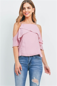 SA3-000-1-T1232460 MAUVE WITH PEARL TOP 2-2-2