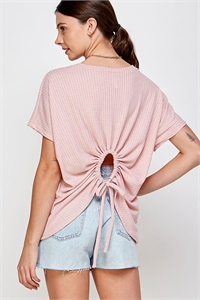 C32-A-2-WT2438 BLUSH TOP 2-2-2