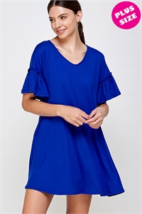 C30-A-1-WD1104SX ROYAL PLUS SIZE DRESS 2-2-2