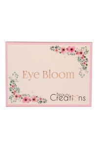 SA3-2-2-AEP12 - 12 COLOR EYE BLOOM EYESHADOW/12PCS