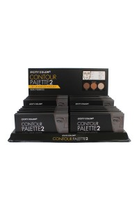 S6-4-3-AF0005A City Color Contour Palette2 SET/24SETS