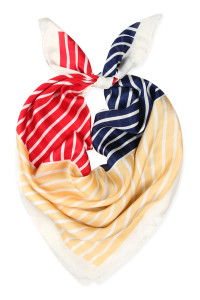 S4-4-1-AHDF2424 STRIPED BOX PRINTED SCARF/6PCS