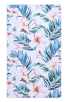 S27-9-4-HDF3210-FLORAL PRINT TOWEL/1PC