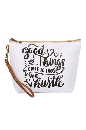 S18-9-2-AHDG2470 GOOD THINGS COSMETIC BAG/6PCS
