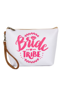 SA3-3-5-AHDG2473 BRIDE TRIBE COSMETIC BAG/6PCS