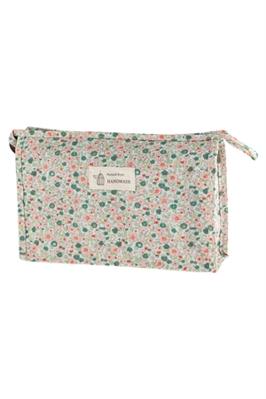 A2-1-1-AHDG2828-2 STYLE 2 FLORAL COSMETICS BAG/6PCS