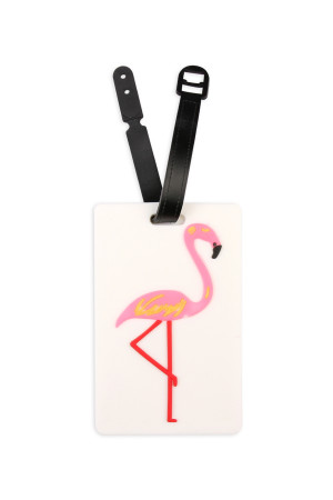 S7-4-3-AHDP1982 FLAMINGO LUGGAGE TAGS/6PCS