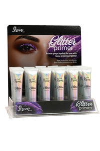 197-3-3-841 2ND LOVE GLITTER PRIMERS/24PCS