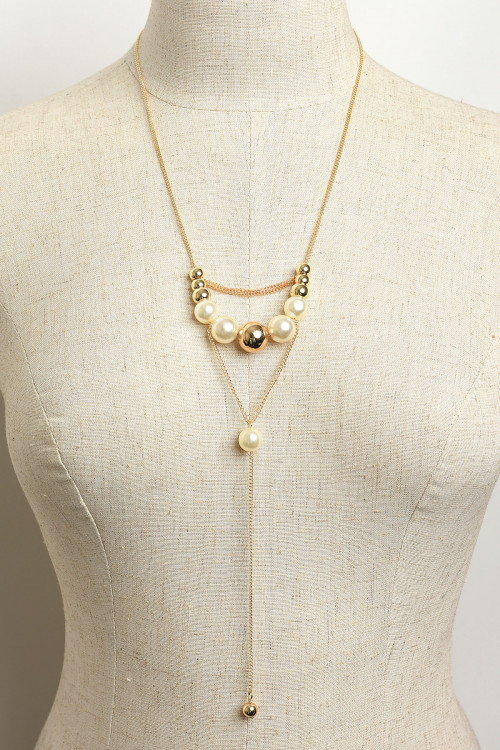 203-3-2-NLC5373 LONG NECKLACES/12PCS