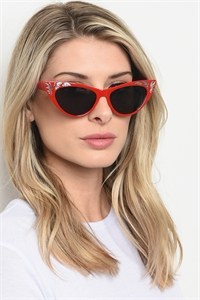 197-3-1-P6422 ASSORTED SUNGLASSES/12PCS