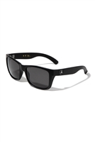 S17-3-5-KN-5342-SD - SUPER DARK FASHION PLASTIC FASHION SUNGLASSES/12PCS