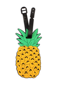 S7-6-3-ALT374X009 / AHDP1989 PINEAPPLE LUGGAGE CARD/6PCS