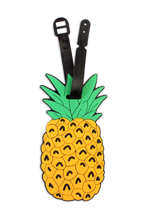 S7-4-4-ALT374X009 / AHDP1989 PINEAPPLE LUGGAGE CARD/6PCS