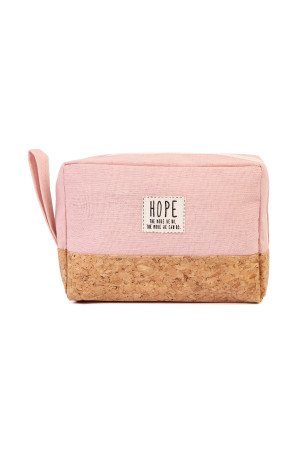 S4-4-2-AMP0005PK PINK HOPE COSMETIC POUCH/6PCS