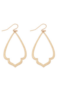 S22-11-2-MYE1283WG-DROP EARRINGS-GOLD/6PAIRS
