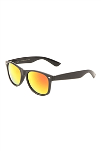 S17-3-5-W-670-S-BLK-CM - FASHION SUNGLASSES/12PCS