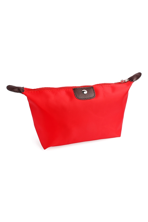 211-3-5-A XBG8123RD RED COSMETIC BAG/6PCS