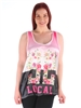 Wholesale Plus Size Summer Tank Tops