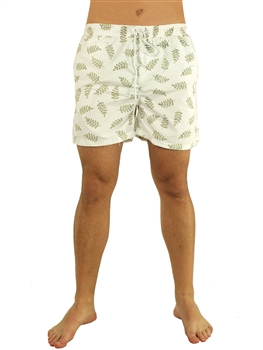 1972N-122431255 Swim shorts with elastication and a tie at waist/ 1-2-2-1