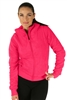 1981N- 8051 - Fuchsia -Hooded Jacket with Zipper/2-2-2