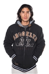 Men Hoodie by Rock Revolution