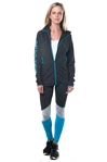 3075N-AYS230-Black/Blue -Sport 2 Pcs Set Outfit/ 1-2-2-1**Available in color Grey, Charcoal**