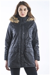 Ladies Zip up Hooded Jacket