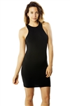 Ladies Soft Knit Bodycon Sleeveless Tank Midi Dress/ 1-2-2-1