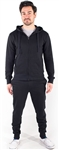 Men's 2-Piece French Terry Hoodie and Jogger Set