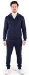 2-piece Men's French Terry Hoodie and Jogger Set