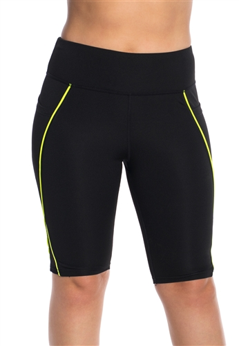 Women's Active Biker Cycling Shorts