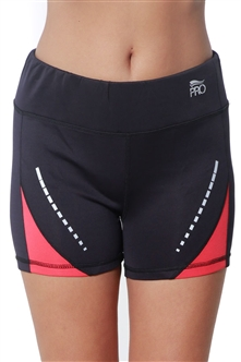 4238N-274154-Black- Women's Active-Wear Cycling Short /2-2-1