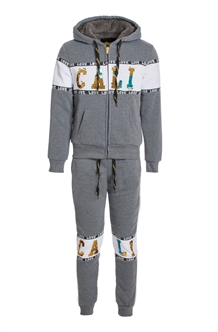 Women's Faux Sherpa Lined Hoodie and Jogger Set