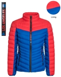 Women's Team Themed Puffer Jackets