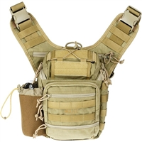 DRAGO GEAR AMBIDEXTROUS SHOULDER PACK