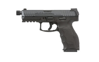 "HK VP9 TAC 9MM 4.7"" 15RD BLK NS 3MA"