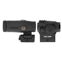 HOLOSUN 403R RED DOT & 3X MAGNIFIER COMBO