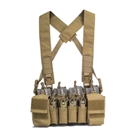 HALEY STATEGIC D3CRX CHEST RIG COYOTE