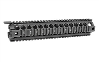 MI Gen2 Two Piece Drop-In Handguard, Rifle Length - Black