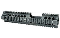 MIDWEST INDUSTRIES GEN2 FREE FLOAT RAIL- EXTENDED LENGTH 12.5""