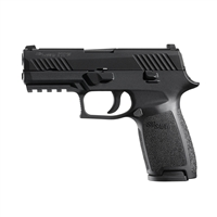 "SIG P320Carry 9MM 3.9"" 17RD BLK"