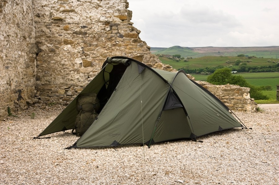 SNUGPAK SCORPION 3 TACTICAL TENT & SCORPION 3 TACTICAL TENT