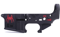 SPIKE'S STRIPPED LOWER (SPIDER) Color Filled